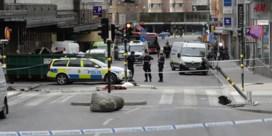 Tweede verdachte gearresteerd in verband met aanslag Stockholm