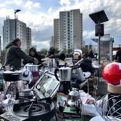 Vaulx-en-Velin, banlieue bij Lyon waar de stembureaus leeg blijven
