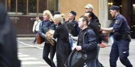 Zweedse politie voert nieuwe raid uit