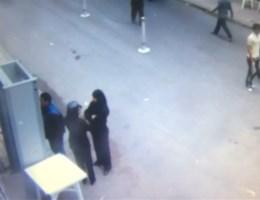 Beelden tonen moment van aanslag Egypte