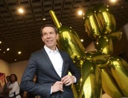 Jeff Koons geeft handtassen Louis Vuitton make-over