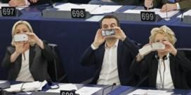 De Europese spreidstand van Le Pen