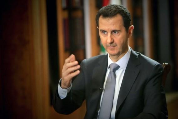 Assad: 'Chemische aanval is volledig verzonnen'