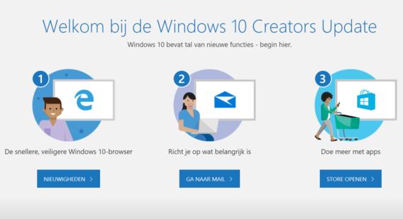 Wat kunt u verwachten van de nieuwe Windows-update?