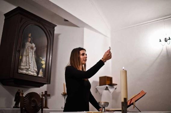 Nu ook 'vrouwelijke priesters' in Portugal