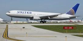 Passagier gestoken door schorpioen op vlucht United