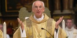 Kardinaal De Kesel: 'We worden ongevoelig voor de nood van anderen'