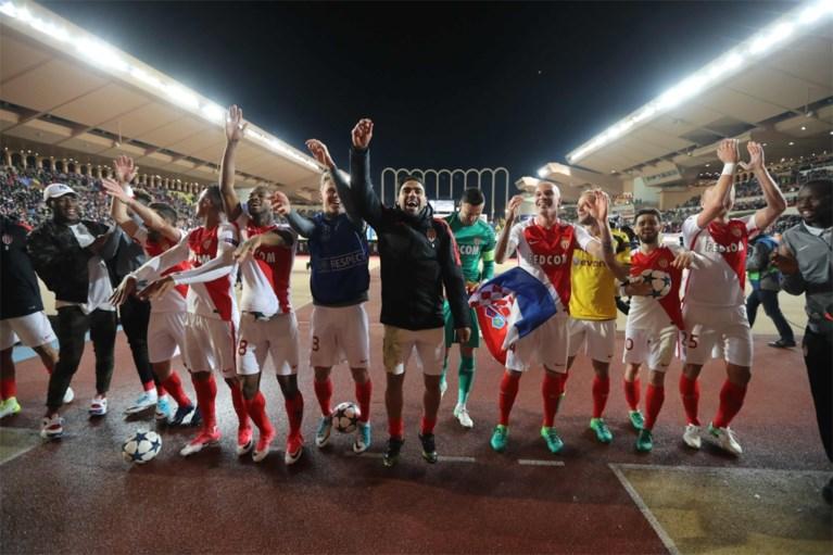 Monaco dendert voorbij geteisterd Dortmund naar halve finales Champions League