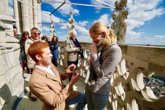 Antwerpser kan een huwelijksaanzoek niet zijn