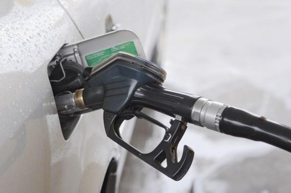 Diesel tanken wordt woensdag goedkoper