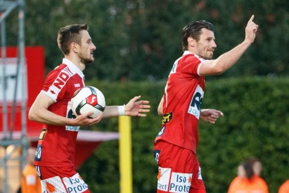 Kortrijk sterkste in West-Vlaamse derby