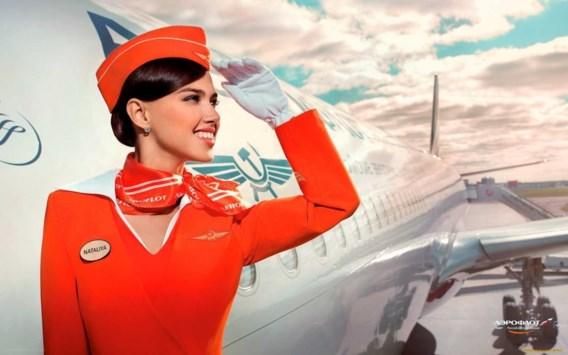 'Stewardessen met overgewicht zouden ons moeten bedanken dat we hen minder betalen'