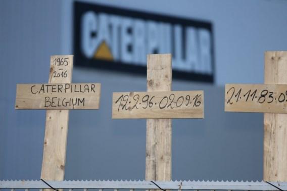 Sluiting fabriek in Gosselies kost Caterpillar 615 miljoen
