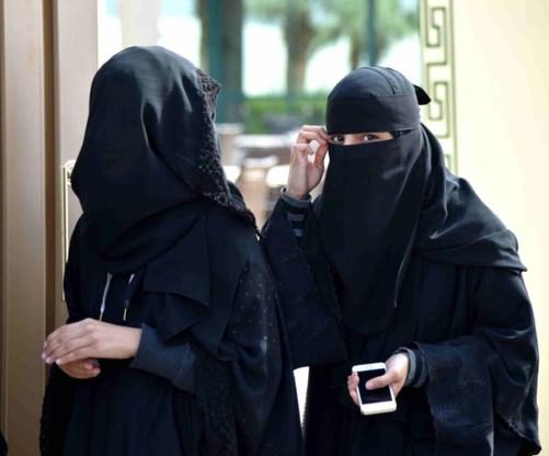 Gêne om stem voor Saudi's