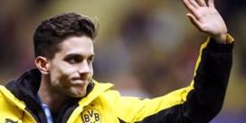 Dortmund-speler die gewond geraakte bij aanslag terug op het trainingsveld