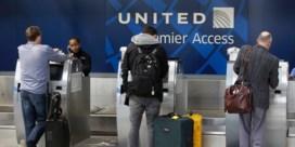 United Airlines treft schikking met hardhandig aangepakte passagier