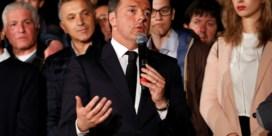 Matteo Renzi herkozen als partijleider