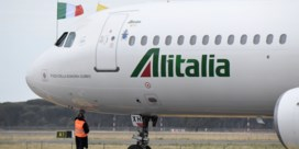 Alitalia start procedure voor faillissement