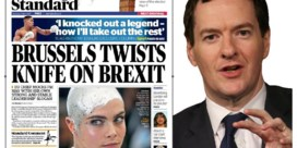 Osborne verklaart May de oorlog
