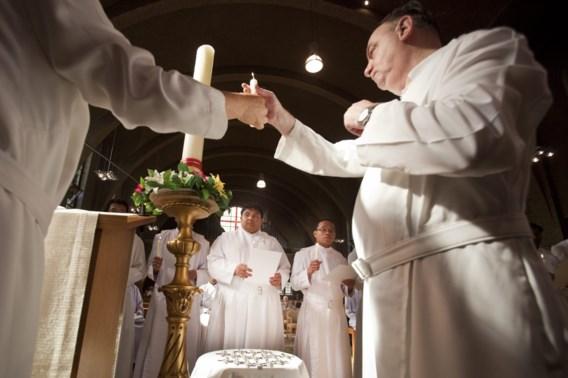 Aantal priesters blijft dalen in Vlaanderen