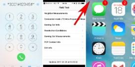 Ontdek de verborgen signaalsterktemeter op je iPhone