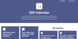 Haal meer uit je iOS Agenda met IFTTT