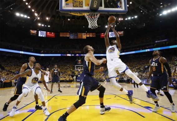 NBA. Golden State en Washington boeken winst voor eigen publiek