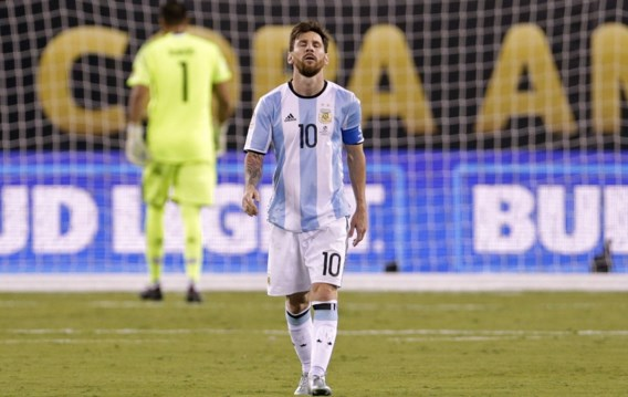 Messi ontsnapt aan internationale schorsing... na videogesprek