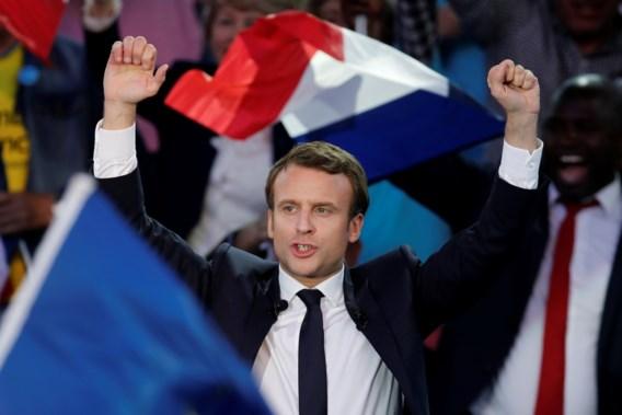 Macron vergroot voorsprong op Le Pen in de peilingen