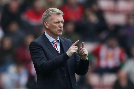 David Moyes zegt ondanks degradatie bij Sunderland te blijven
