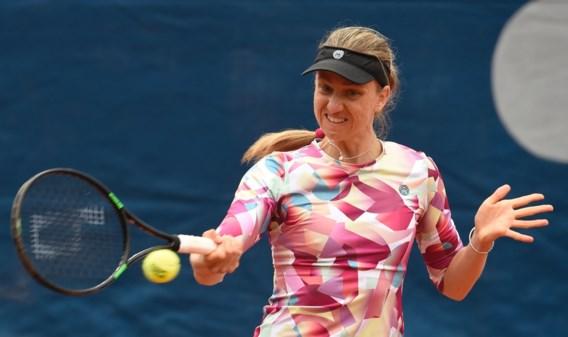 Qualifier Mona Barthel is eerste finaliste op WTA Praag