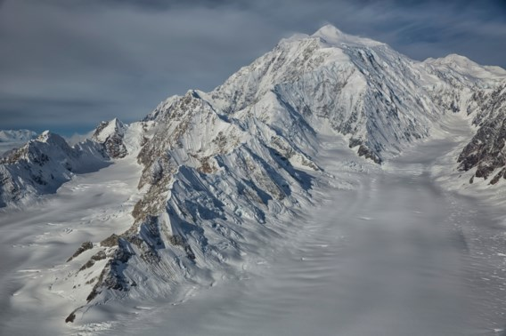 Bergbeklimster 4 dagen vast op 4.000 meter hoogte