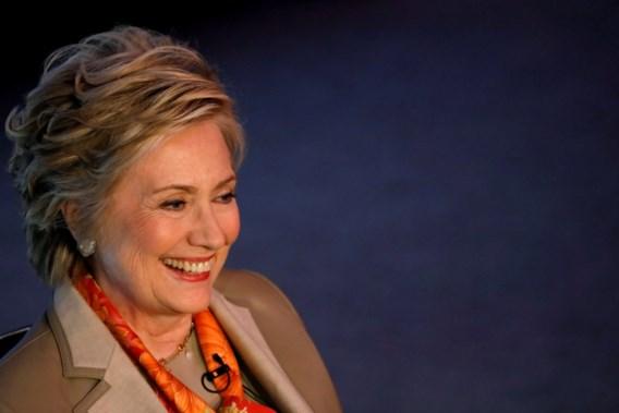 'Clinton werkt aan politieke comeback'