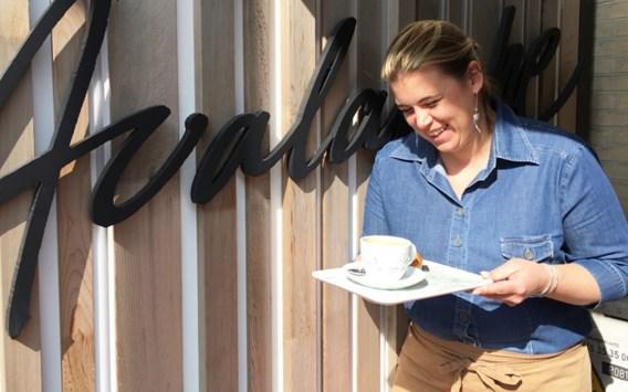 Werken in koffiehuis is hip
