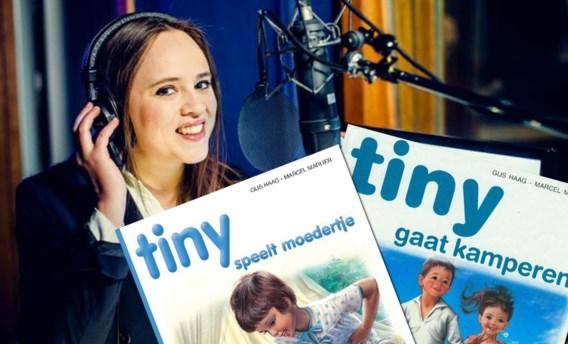 Tiny wordt.... tv-ster: nostalgisch figuurtje krijgt eigen Vlaamse serie