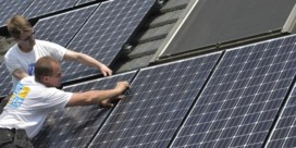 Waarom Brasschaat geen zonnepanelen lust