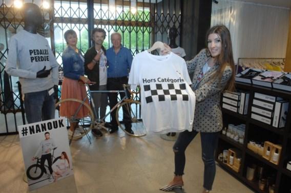 Dochter José De Cauwer stelt mode voor mannen voor