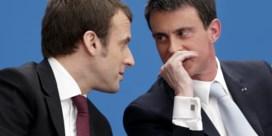 Ex-premier Valls kandidaat voor beweging Macron