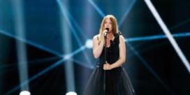 Blanche naar finale Eurosong