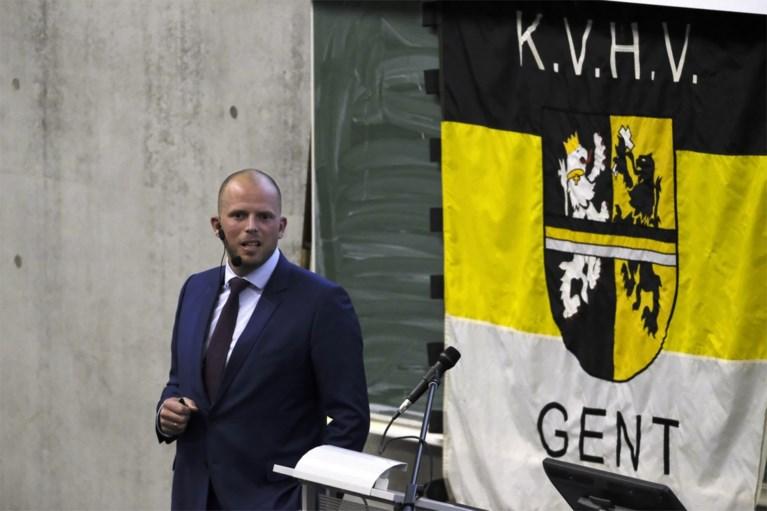 Lezing Francken aan UGent vier keer onderbroken