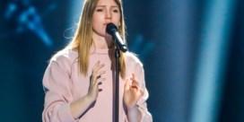 'Optreden tijdens halve finale was niet mijn beste prestatie'