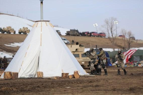 Dakota Access Pipeline lekt al voor ingebruikname
