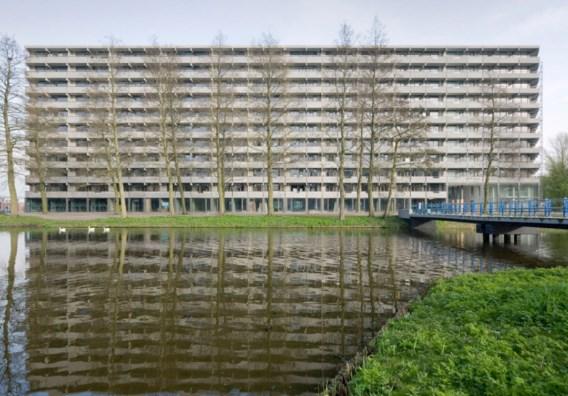 Geredde flat wint Europese architectuurprijs