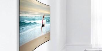 Een tv die je woonkamer mooier maakt. Kan dat?