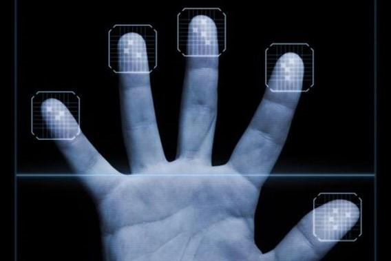 Uw vingerafdruk staat straks op uw identiteitskaart