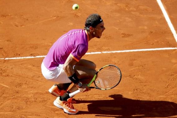 Nadal klopt eindelijk zwart beest Djokovic en mag naar finale in zijn Madrid