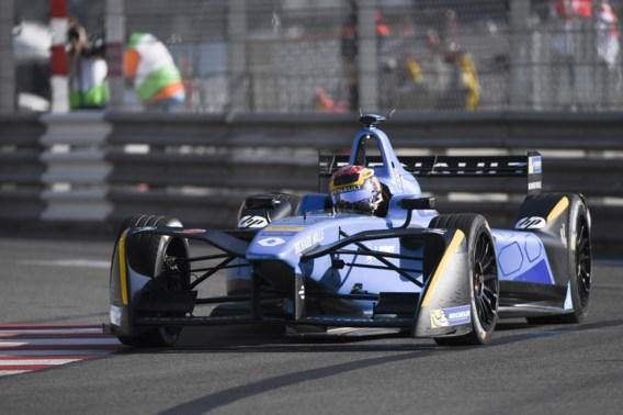 D'Ambrosio finisht niet in Monaco, Buemi wint