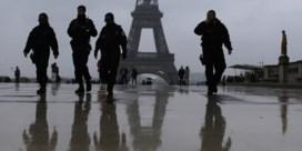 Franse machtsoverdracht onder hoge beveiliging