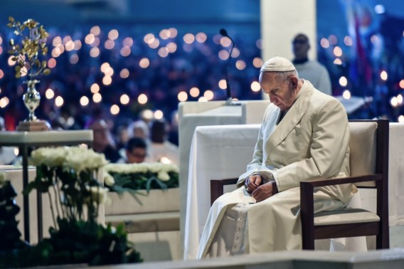 Paus Franciscus verklaart twee herderskinderen heilig