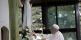 Ook Franciscus naar Fatima, honderd jaar na Maria